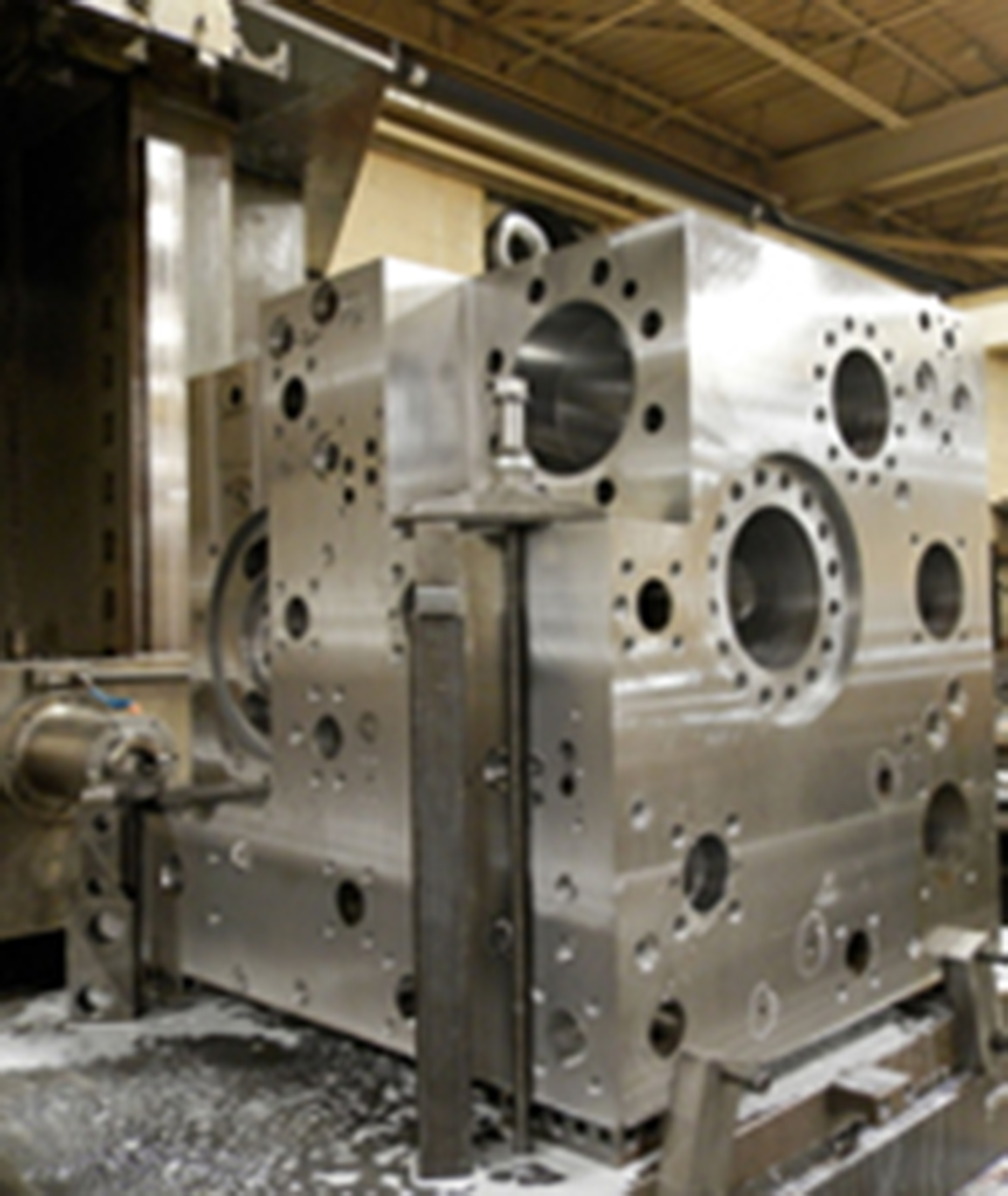 Hydraulic Manifold Manufacturing & Design Services
